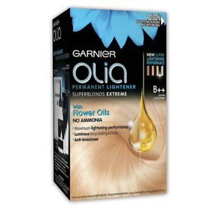 Garnier Olia B++ Super Permanent Hair Colour Lightener Superblonds