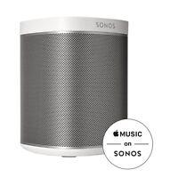 SONOS PLAY:1 - Wireless Smart Speaker WHITE - Play1 WiFi Stream Music - Play 1