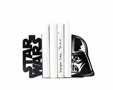 Atelier Article - Gift Steel bookends - Star wars / Darth Vader (Black)