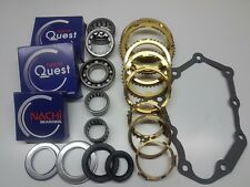 RB25 RB26 Nissan Skyline Gearbox rebuild kit Bearings Synchro R33, R34 5 Speed