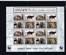 Korea 1998 - Wild Cats (Leopard)