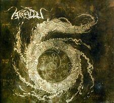 ARALLU Six DIGIPAK CD