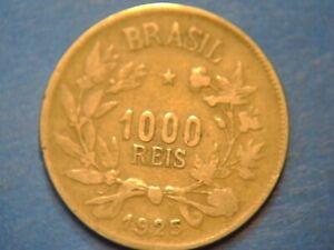 Brazil 1000 Reis KM# 525 1925    A137  I COMBINE SHIPPING