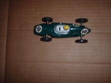 VINTAGE 1960s SCALEXTRIC REF No MM/ C.58 COOPER F1 RACING CAR GREEN TYPE 1 VGC