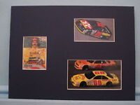 Saluting NASCAR Great - Ernie Irvan & his autograph