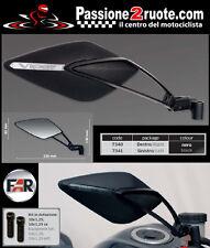 Specchietti omologati manubrio Far Viper 8 kawasaki z750 z800 z1000 z 750 z 1000