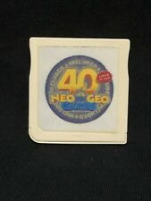 Nintendo Ds Neo Geo Classic ,game Cartridge Only.