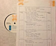 RADIO SHOW: SLEEP/DREAM 10/13/86 ROY ORBISON, TOKENS, ELECTRIC PRUNES, 4 TOPS