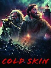 COLD SKIN, DVD, 2018, SKU 4802