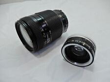Nikon AF NIKKOR 35-70mm 1:2.8 D Lens & Soligor Auto Tele Converter Penta Lens ~!
