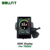 Ebike Display 850C Display Farbbildschirm für Tongsheng Tsdz2 Mittel Motor