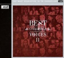 Best Audiophile Voices 2  XRCD2 NEU / PR 27840 XRCD / Sieveking