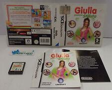 Console Game Gioco NINTENDO NDS DS ITALIANO EUR ITA - GIULIA PASSIONE STILISTA -