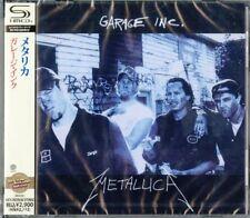METALLICA-GARAGE INC-JAPAN SHM-CD 2CDs G25