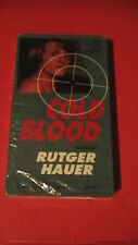 cold blood '75 thriller rutger hauer sleaze exploitation action adventure horror