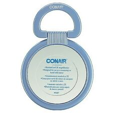 Conair Round Stand or Handheld Mirror 1 ea (Pack of 5)