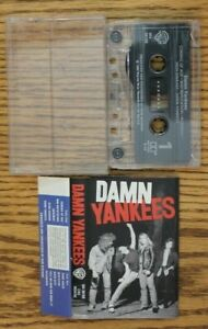 Damn Yankees Cassette Free Shipping In Canada