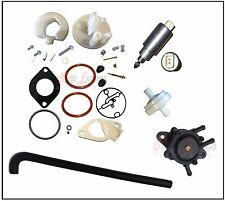 John Deere Carburetor Repair Kit MIA12509 Briggs Stratton  MIA11474 LA125, D110
