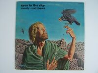 Randy Matthews – Eyes To The Sky Vinyl LP Record Album MSA-6547-LP