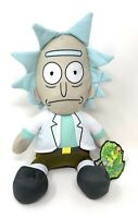 "Rick and Morty 10"" Plush (Rick) Official License Toy Factory NWT"