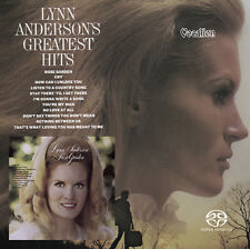Lynn Anderson - Greatest Hits and Rose Garden SACD Dutton Lab