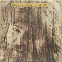 DAVID PATTON Buckeye LP Country Rock/Singer-Songwriter – in Shrink Wrap