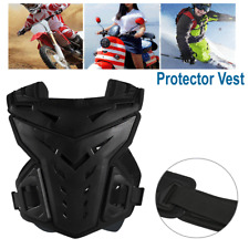 Adult Motorcycle Armor Vest Chest Protector MTB Bike Spine Guards Motocross Gear