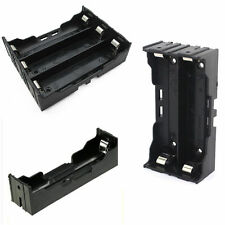 New Hard Case Holder Storage Box DIY Plastic For 18650 Rechargeable Battery 3.7V