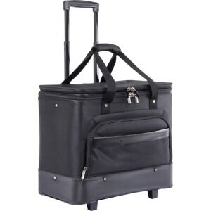 Swiss Mobility Business Case Carrying Case BZCW1645SMBK BZCW1645SMBK  - 1 Each