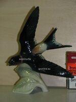 +# A015497_11 Goebel Archiv Muster Vogel Bird Rötelschwalbe Swallow 38-085 glanz