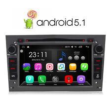 Android 5.1.1 Quad CPU DVD GPS Für OPEL Astra H Corsa Zafira B Tigra Grau DAB+