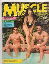 MUSCLE TRAINING ILLUSTRATED magazine/WARREN FREDERICK & RAFAEL OLIVERA 12-74