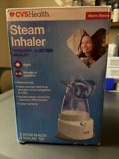 CVS Personal Health Electric Steam Inhaler Humidifier Inhaler Hydration 🔥🔥
