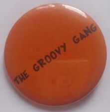 "Only Fools and Horses ""Groovy Gang"" badge pin 50mm"