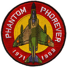 Parche F-4C Phantom Ejército Aire España Spanish Air Force patch. Military Spain
