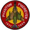Parche F-4C Phantom Ejército Aire España Spanish Air Force patch. Military Spain