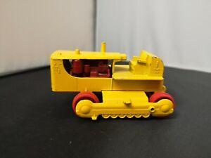 P763-MATCHBOX KING SIZE No3 D9 CATERPILLAR TRACTOR