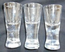 Dartington Crystal Shot Glass x 3