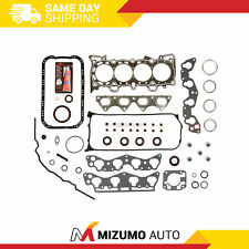 Graphite Full Gasket Set Fit 96-00 Honda Civic Del Sol D16Y5 D16Y7 D16Y8 D16B5