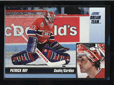 PATRICK ROY 1993/94 93/94 SCORE DREAM TEAM #2 AB9099
