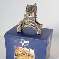 Lilliput Lane - Bridge House - 1991 - Boxed with Deeds
