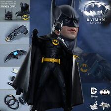 1/6 Hot Toys DC Batman Returns MMS294 Batman Bruce Wayne Batman Loose Figure