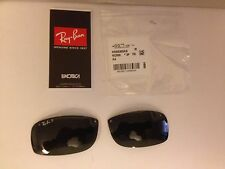 REPLACEMENT LENSES SUNGLASSES RB 8305 RAY BAN GREEN 082/9A 64 RAYBAN POLAR