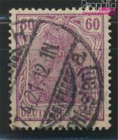 Deutsches Reich 92II c geprüft gestempelt 1915 Germania (8984334