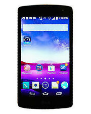 LG Tribute L660P 4GB Black (Sprint) Smartphone