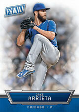JAKE ARRIETA #4 CUBS ACE  Panini 2016 National Convention (Silver packs card)
