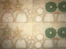 Snowman Panel QUILT, SEW,  FABRIC
