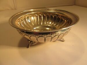 solid silver bowl.         58 grams.    800 silver