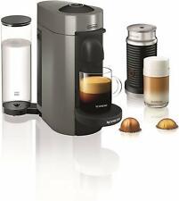 Delonghi ENV150GYAE VertuoPlus Nespresso Coffee Espresso Machine with Aeroccino