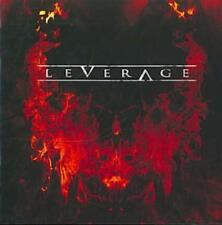LEVERAGE - BLIND FIRE USED - VERY GOOD CD